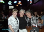 Cindy Pratt, Janet Ehrenberg (Reed) and  Linda McKusick (Romov) .. Is this a Home Coming Pricess reunion!?